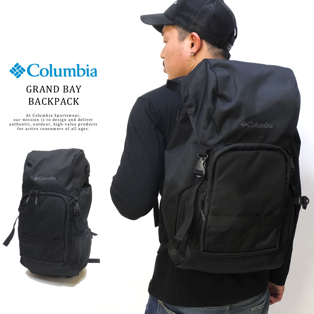 COLUMBIA コロンビア バックパック リュックサック GRAND BAY BACKPACK PU8214