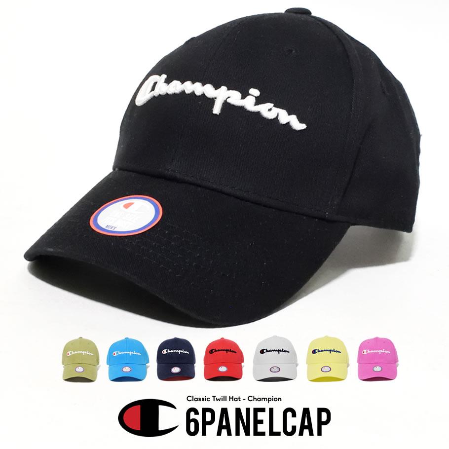 Champion チャンピオン スエット キャップ メンズ レディース スクリプトロゴ CLASSIC TWILL HAT H0540