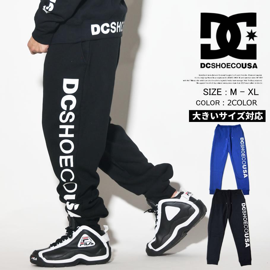 DC SHOES ディーシーシューズ スウェット ジョガーパンツ メンズ ズボン ロゴ スケボー スケーター ファッション EDYFB03052 服 通販 DCDT033