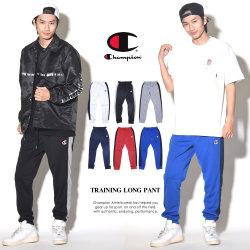 Champion チャンピオン ジャージパンツ メンズ TRAINING LONG PANTS (C3-MSF01)