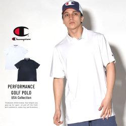 CHAMPION チャンピオン ポロシャツ GOLF POLO (T0001)