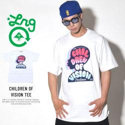LRG エルアールジー 半袖Tシャツ CHILDREN OF VISION TEE (F181040)