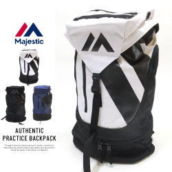 MAJESTIC マジェスティック バックパック AUTHENTIC PRACTICE BACKPACK XM13-MAJ0002