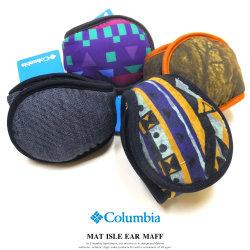 COLUMBIA コロンビア イヤーマフ MAT ISLE EAR MAFF PU2103