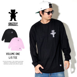 Grizzly Griptape 長袖Tシャツ VOLUME ONE L/S TEE GMC1802P05