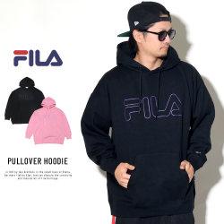 FILA フィラ プルオーバーパーカー PULLOVER HOODIE FM9510