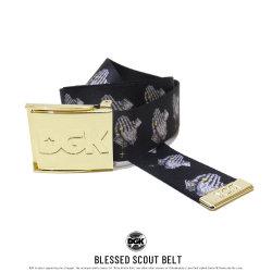 DGK ディージーケー ベルト BLESSED SCOUT BELT ABT-1000