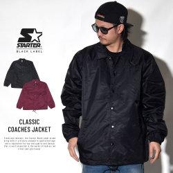 STARTER スターター コーチジャケット CLASSIC COACHES JACKET LS8G0515