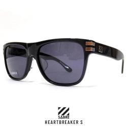 SABRE セイバー サングラス HEARTBREAKER S BLACK/GREY (SV250-11J)