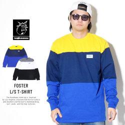 THE HUNDREDS ザ・ハンドレッズ 長袖Tシャツ FOSTER L/S T-SHIRT T19P109006