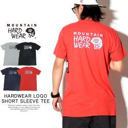 MOUNTAIN HARD WEAR マウンテンハードウェア 半袖Tシャツ HARDWEAR LOGO SHORT SLEEVE TEE OM7704