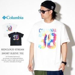 COLUMBIA コロンビア 半袖Tシャツ REDCLOUD STREAM SHORT SLEEVE TEE PM1514