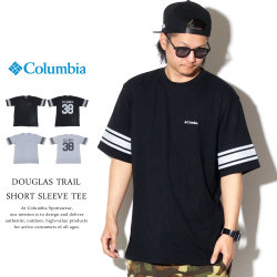 COLUMBIA コロンビア 半袖Tシャツ DOUGLAS TRAIL SHORT SLEEVE TEE PM1520