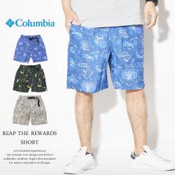 COLUMBIA コロンビア ボードショーツ REAP THE REWARDS SHORT PM4952