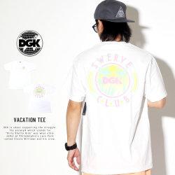 DGK ディージーケー 半袖Tシャツ VACATION TEE PTM-1444