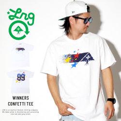 LRG エルアールジー 半袖Tシャツ WINNERS CONFETTI TEE E191032