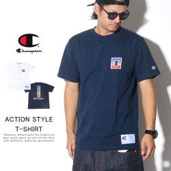 CHAMPION チャンピオン 半袖Tシャツ ACTION STYLE BOX T-SHIRT C3-Q302
