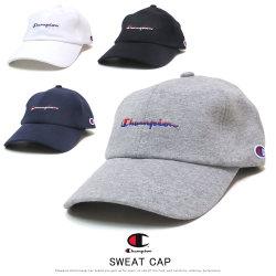 CHAMPION チャンピオン カーブバイザーキャップ SWEAT CAP 381-0059