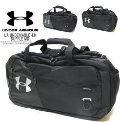 UNDER ARMOUR アンダーアーマー ダッフルバッグ UA UNDENIABLE 4.0 DUFFLE MD 1342657