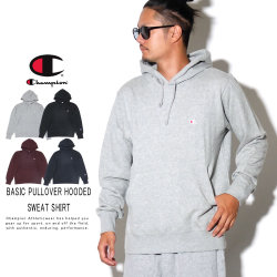 CHAMPION チャンピオン プルオーバーパーカー BASIC PULLOVER HOODED SWEAT SHIRT C3-Q101