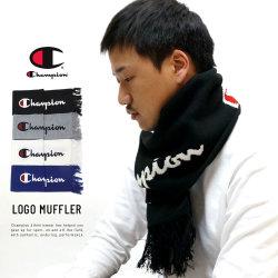 CHAMPION チャンピオン マフラー LOGO MUFFLER 786-0019