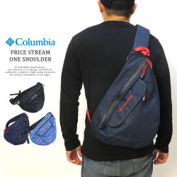 COLUMBIA コロンビア ボディバッグ ワンショルダー PRICE STREAM ONE SHOULDER PU8234