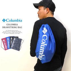 COLUMBIA コロンビア ナップサック ジムバッグ COLUMBIA DRAWSTRING BAG UU9062