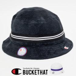 Champion チャンピオン バケットハット メンズ レディース パイル生地 スポーツ ストリート系 ファッション H0822 帽子 通販