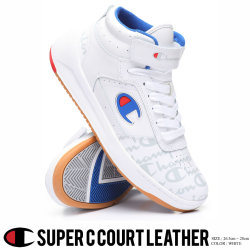 チャンピオン Champion スニーカー メンズ ハイカット ロゴ ストリート系 ヒップホップ ファッション CM100161M 靴 通販