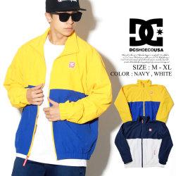 DC SHOES ディーシーシューズ ナイロンジャケット メンズ ロゴ スケボー スケーター ストリート系 ファッション EDYJK03183 服 通販