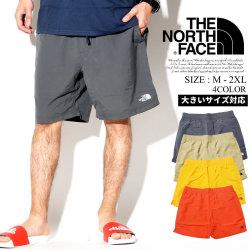THE NORTH FACE ザノースフェイス ハーフパンツ メンズ 大きいサイズ ロゴ ストリート系 アウトドア ファッション NF0A3T2J 服 通販