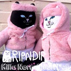 RIPNDIP リップンディップ ぬいぐるみ 猫 ネコ 人形 通販 RDAT037