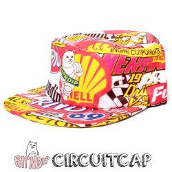 ripndip リップンディップ パイロットキャップ メンズ レディース 総柄 ロゴ ストリート系 ファッション RND3784 帽子 通販