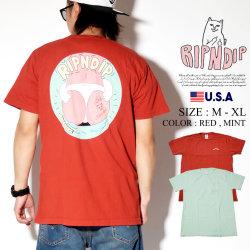 RIPNDIP リップンディップ Tシャツ メンズ 半袖 お尻 ストリート系 ファッション Dumpy Tee 服 通販