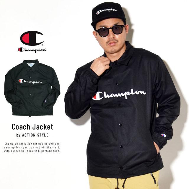 Champion (チャンピオン) コーチジャケット ACTION STYLE COACH JACKET (C3-R608)