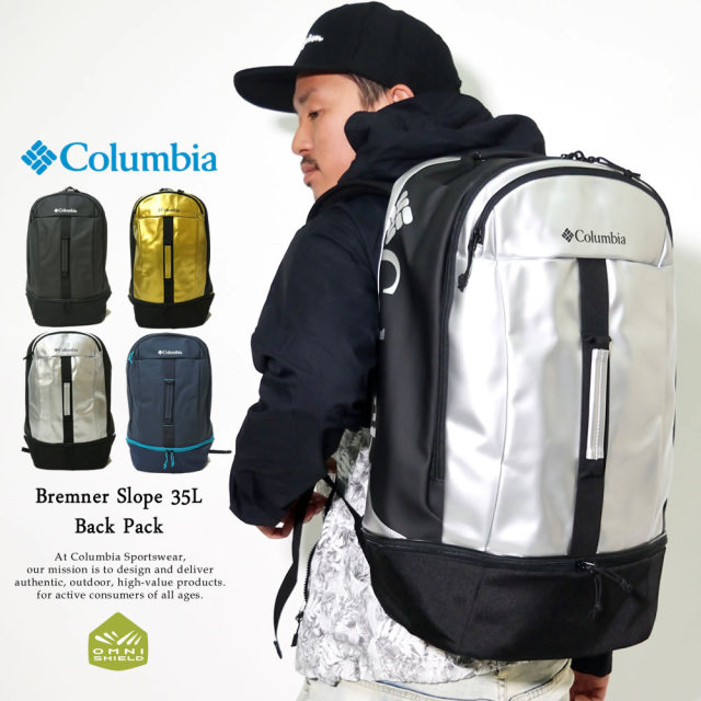 Columbia (コロンビア) バックパック BREMNER SLOPE 35L BACK PACK (PU8419)