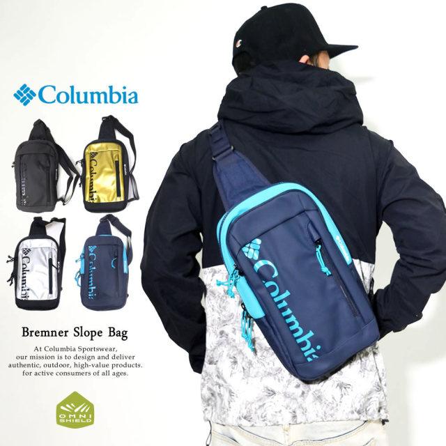 Columbia (コロンビア) ボディバッグ BREMNER SLOPE BAG (PU8422)