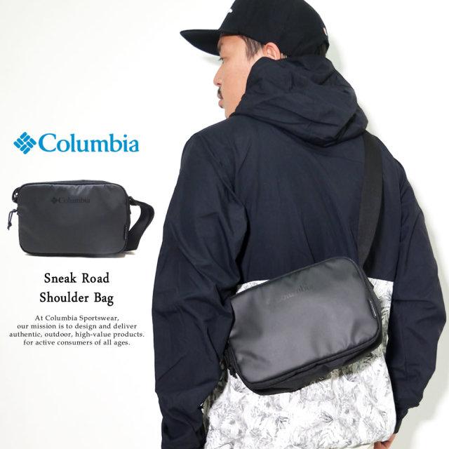 Columbia (コロンビア) ショルダーバッグ SNAKE ROAD SHOULDER BAG (PU8424)