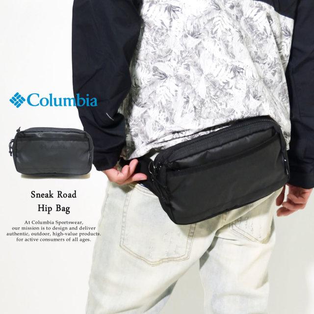 Columbia (コロンビア) ヒップバッグ SNAKE ROAD HIP BAG (PU8425)