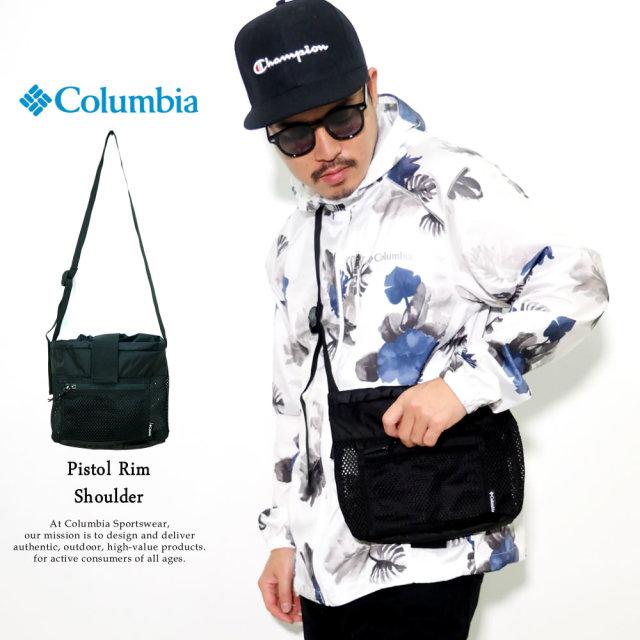 Columbia (コロンビア) ショルダーバッグ PISTOL RIM SHOULDER BAG (PU8410)