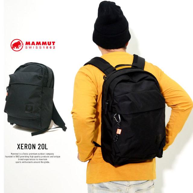 MAMMUT (マムート) バックパック XERON 20L (2530-00420)