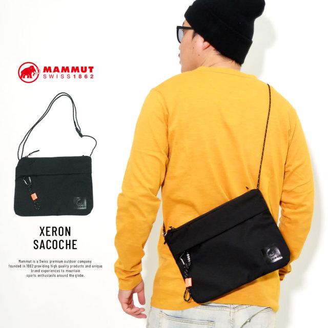 MAMMUT (マムート) サコッシュ XERON SACOCHE (2810-00180)