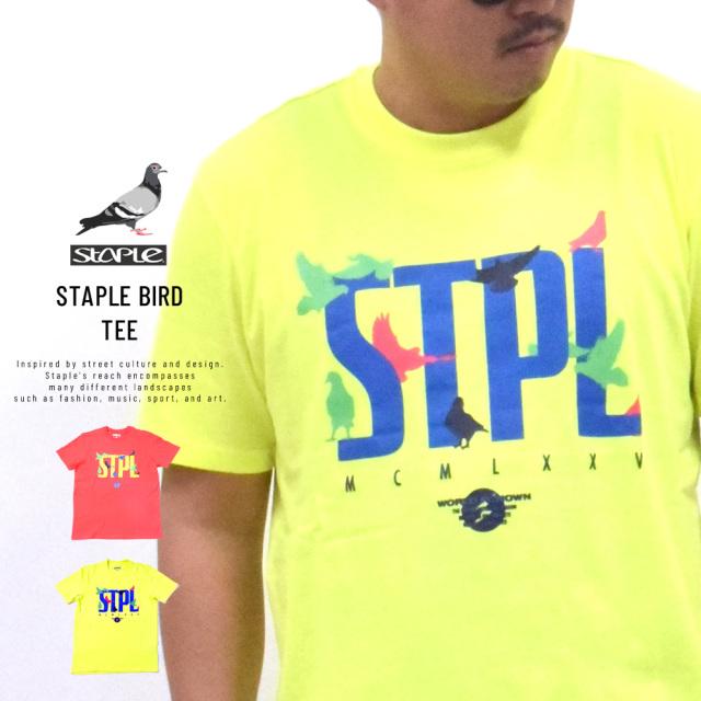 ステイプル (STAPLE) Tシャツ メンズ 半袖 ステイプルバードTシャツ (2002C5934)