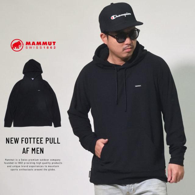 マムート MAMMUT パーカー メンズ プルオーバー パイル地 NEW FOTTEE PULL AF MEN (1014-02180)