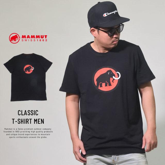 マムート MAMMUT Tシャツ メンズ 半袖 CLASSIC T-SHIRT MEN (1017-02240)