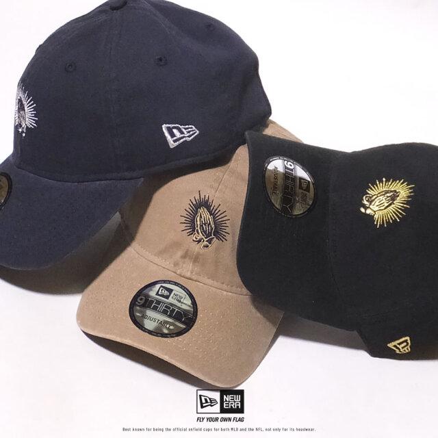 ニューエラ NEW ERA キャップ メンズ 帽子 9THIRTY プレイハンド 2020SS
