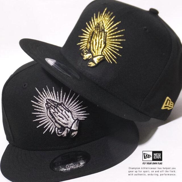 ニューエラ NEW ERA キャップ メンズ 帽子 9FIFTY プレイハンド 2020SS