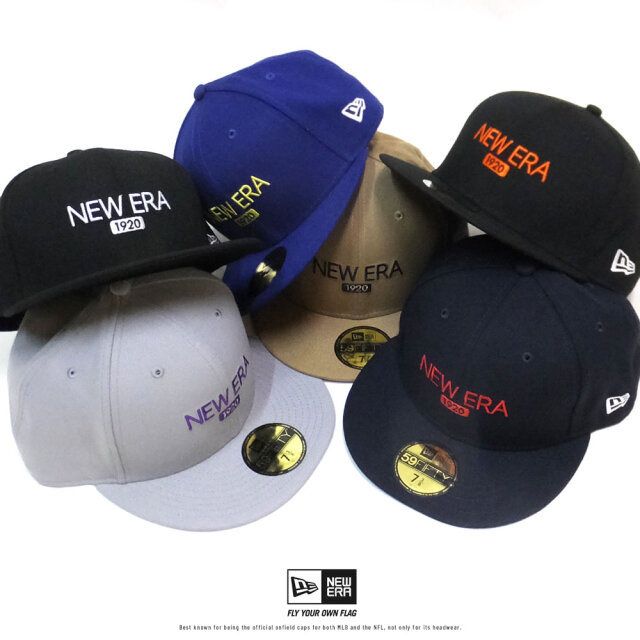 ニューエラ NEW ERA キャップ メンズ 帽子 59FIFTY ニューエラ1920 2020SS