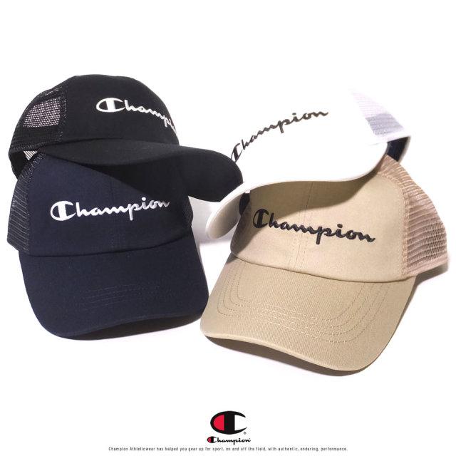 Champion (チャンピオン) メッシュキャップ 帽子 メンズ レディース MESH CAP (181-0139)