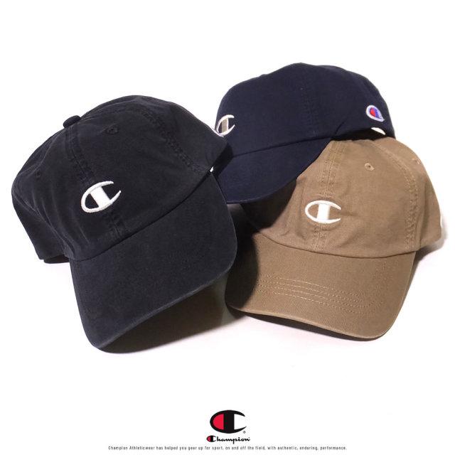 Champion (チャンピオン) キャップ 帽子 メンズ レディース WASHED CAP (181-0159)